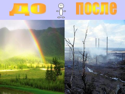 Наука экология и окружающая среда